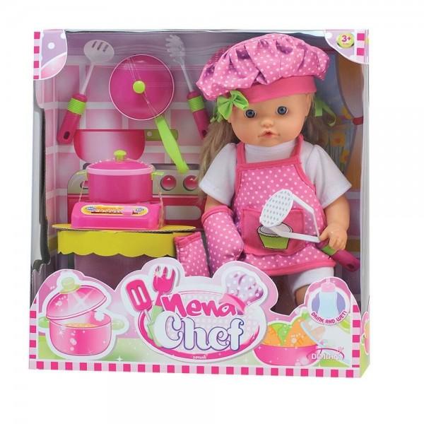 BAMBOLINA Кукла NENA CHEF
