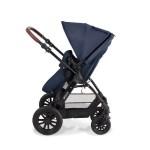 Бебешка количка Moov синя