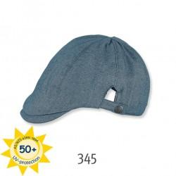 Детски каскет от трико с UV 50+ защита