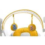 KinderKraft Nani люлка жълта