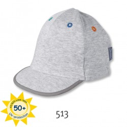 Детска бейзболна шапка с UV защита 50+
