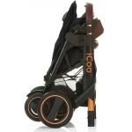 Комбинирана количка I'Coo Acrobat Cooper Black