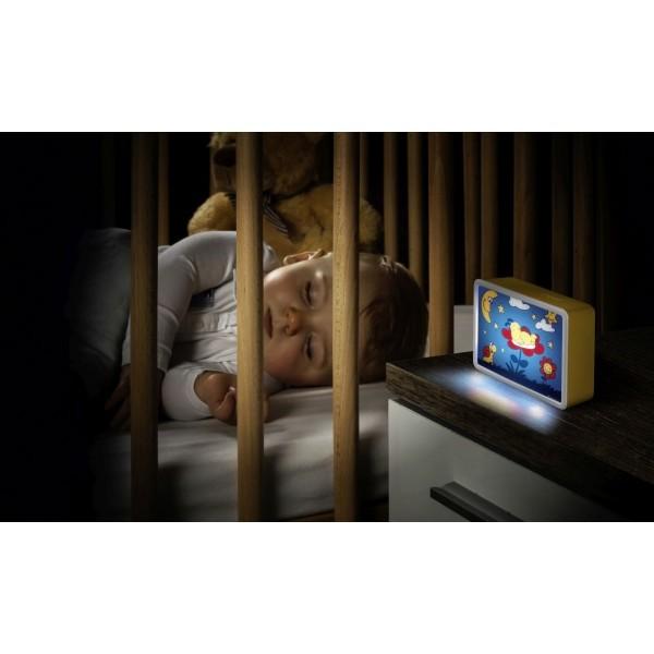 Нощна лампа Слончета