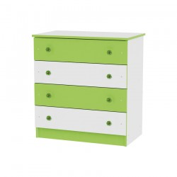 Скрин бяло и зелено