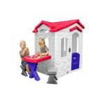 Little Tikes Къща за пикник сива
