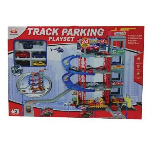 Ocie Мега гараж паркинг