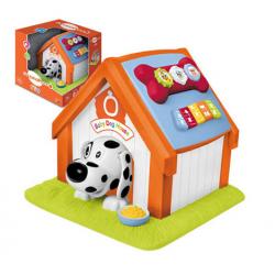 Bontempi Кученце с къща