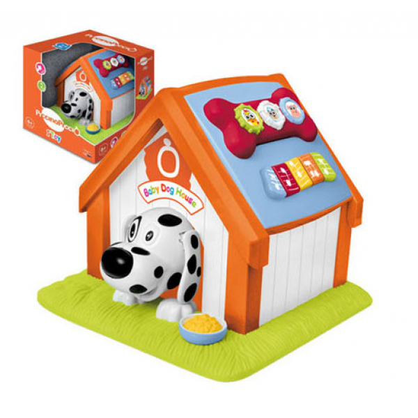 Пичино Кученце с къща