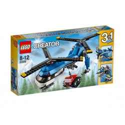 Лего Криейтър Двувитлов хеликоптер