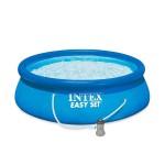 Изи сет басейн с филтърна помпа 457х84см