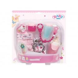 Комплект с аксесоари за кукла