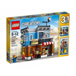 Лего Криейтър Закусвалня на ъгъла