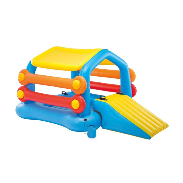 Интекс Надуваем център за игра с пързалка