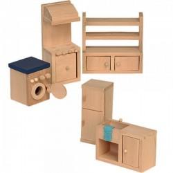 Beluga мебели за къща за кукли кухня
