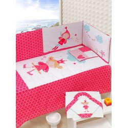 Спален комплект 4 части Little princess