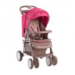 Бебешка количка Foxy Beige&Rose Princess