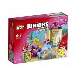 Лего Juniors Каляската с делфини на Ариел