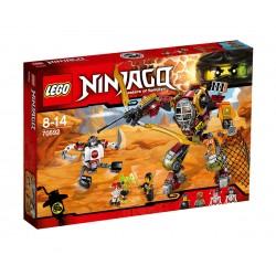 Лего Нинджаго Salvage M.E.C.