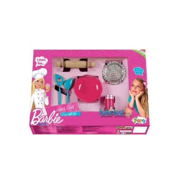 Комплект за сладки Барби