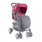 Детска количка Aero Rose&Grey Girl