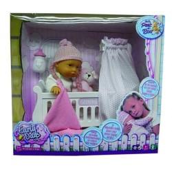 Sum Sum Кукла с легло 30см