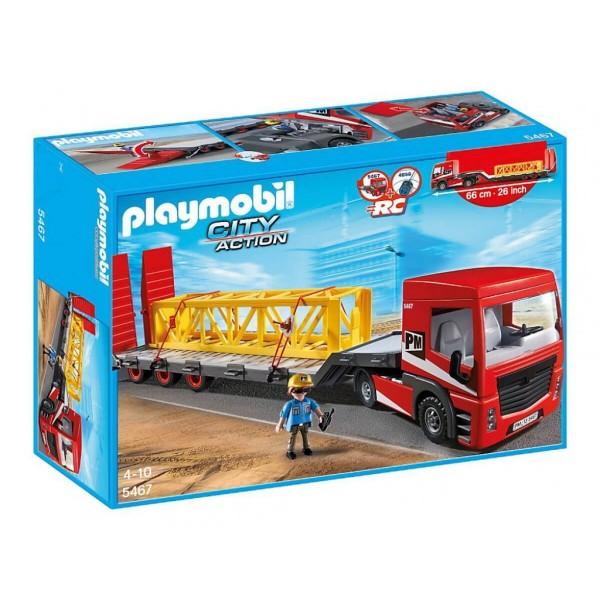 Плеймобил Тежкотоварен камион с платформа