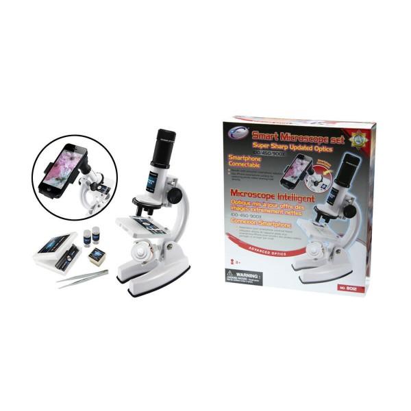 Ийстколайт Комплект с микроскоп за смарт телефон