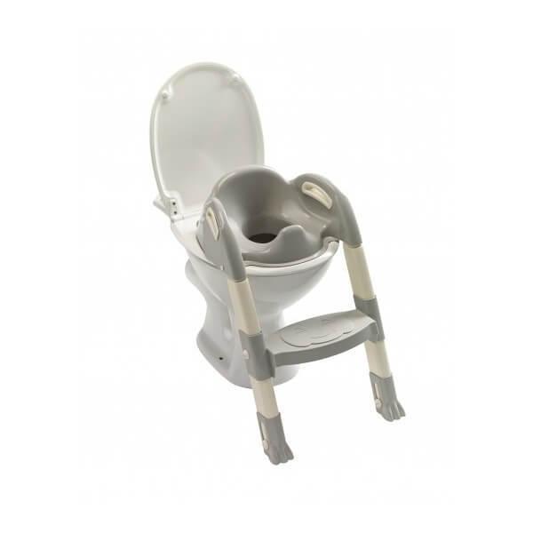 Kiddyloo адаптер за тоалетна сив