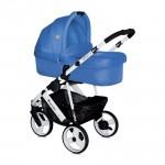 Lorelli Бебешка количка Monza 3 Blue