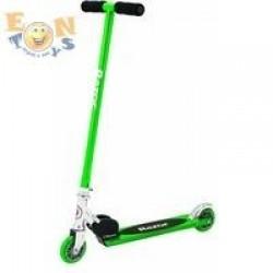 S Скутер Зелен