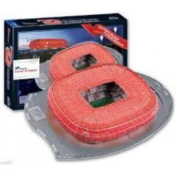 Пъзел Стадион 3D Allianz Arena (Bayern)