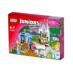 Лего Juniors Каляската на Пепеляшка
