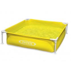 Мини сглобяем басейн жълт