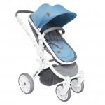 Бебешка количка Luna 2в1 Grey