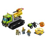Лего Сити Гъсеничен трактор