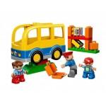 Лего Дупло Училищен автобус