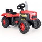 DOLU Акумулаторен трактор 6V
