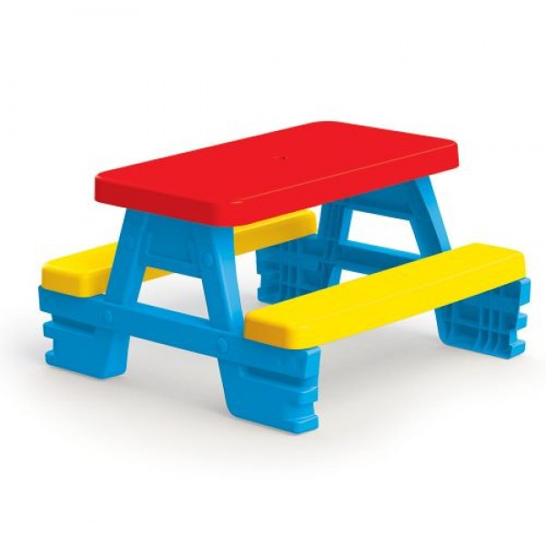 DOLU Маса с пейки за пикник
