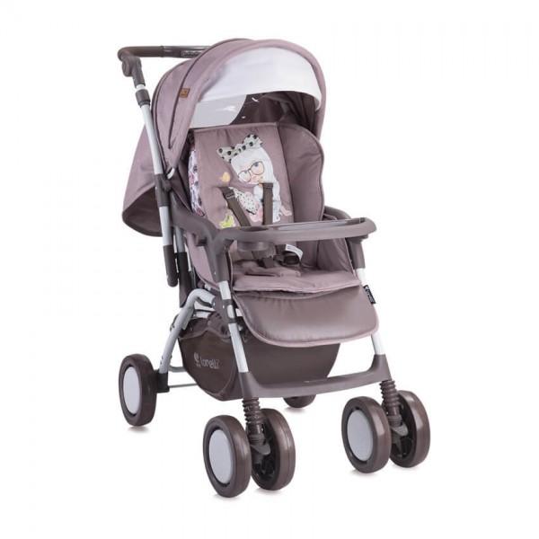 Бебешка количка Combi Fashion Girl