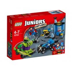 Лего Juniors Батман и Супермен срещу Lex Luthor