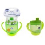Chicco Чаша за бебета 12+ зелена