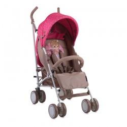 Бебешка количка Fiesta Beige&Rose Princess