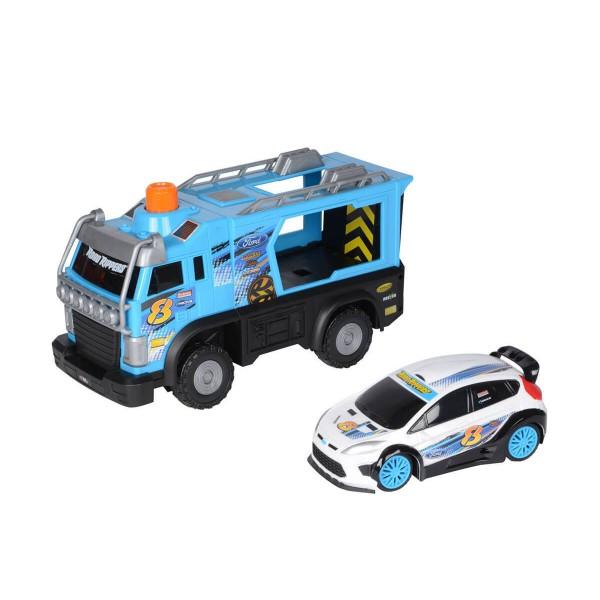 Той стейт Работен екип, кола с камион