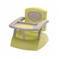 Thermobaby сгъваем стол за хранене 2в1 зелен