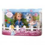 Disney Princess Комплект кукла с пони