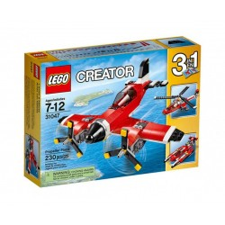 Лего Криейтър Витлов самолет
