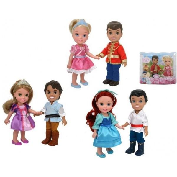 Дисни Кукли Принц и Принцеса