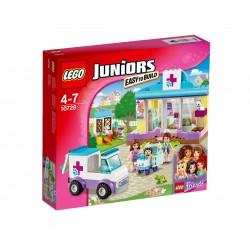 Лего Juniors Ветеринарната клиника на Миа