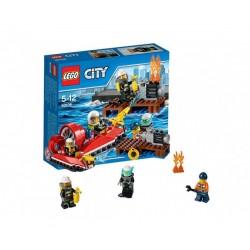 Лего сити Начален комплект за пожарна