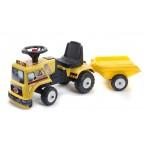 Фалк Бебешки трактор с ремарке